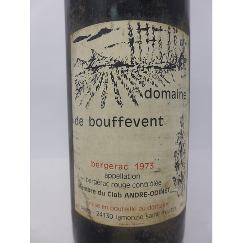 70 - Domaine de Bouffevent, 1973, Bergerac, 150cl...