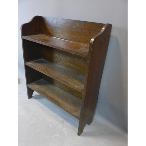 149 - Contemporary shelving Unit or dresser, hardwood, H.83 x  W.71 x D.20 cm...