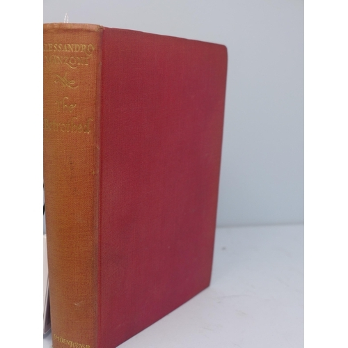 17 - Allessandro Manzoni, 'The Betrothed', published by J. M. Dent & Sons Ltd., London 1951...