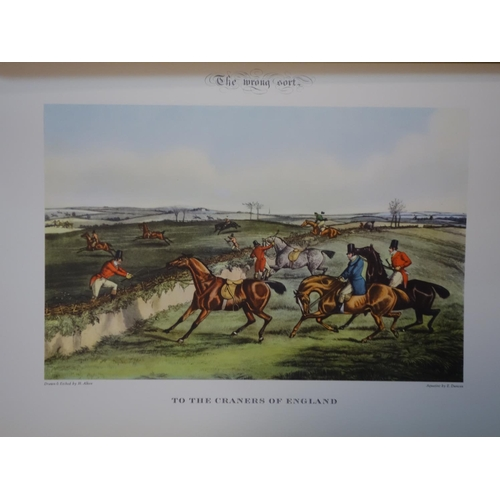 128 - Two books to include 'British Sporting Prints' edited by John Cadfryn-Roberts, The Ariel Press Londo...