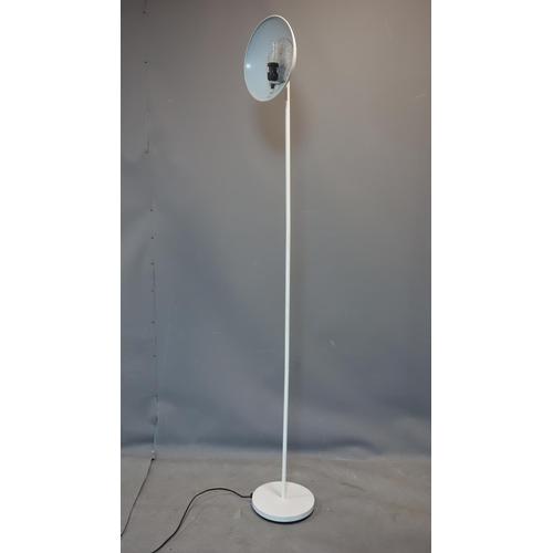 131 - A Habitat standard lamp, H.180cm...