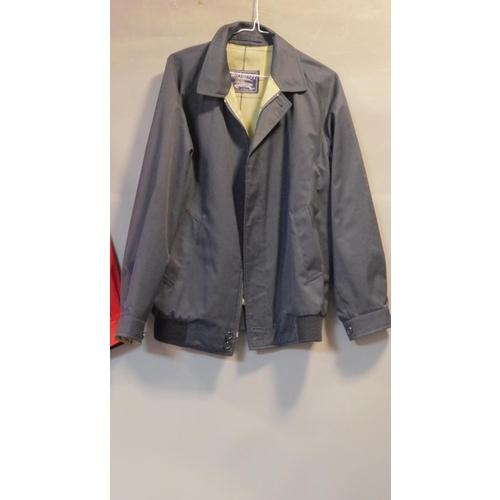 40 - Two men's Burberrys jackets, size M....