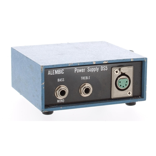 558 - Alembic guitar DS5 power supply (USA voltage)