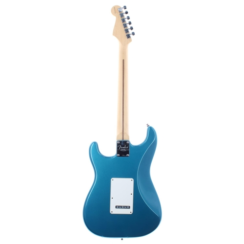 13 - 2000 Fender American Standard Stratocaster electric guitar, made in USA, ser. no. Z0xxxxx5; Finish: ...