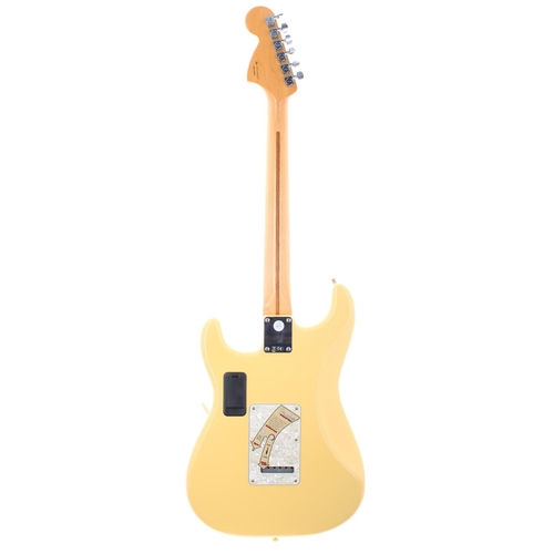 19 - 2014 Fender Deluxe Roadhouse Stratocaster electric guitar, made in Mexico, ser. no. MX14xxxxx7; Fini...