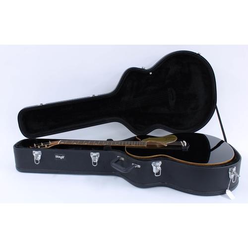 35 - 2016 Gretsch G5022 CBE Rancher Falcon electro-acoustic guitar, made in Indonesia, ser. no. IS16xxxxx...