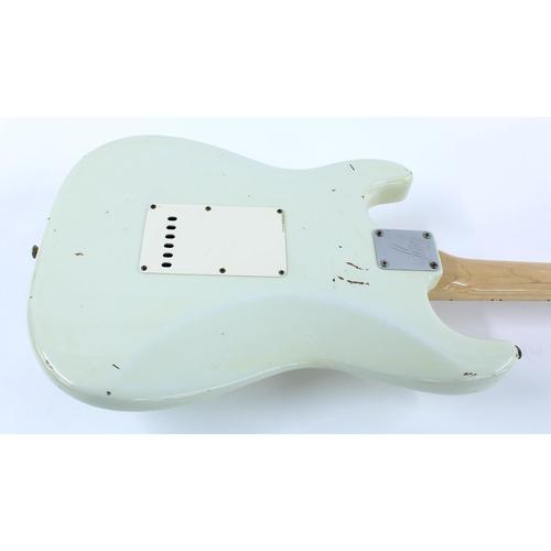 4 - 2001 Fender Custom Shop 1969 Stratocaster Relic electric guitar, made in USA, ser. no. R0xxx5; Finis...