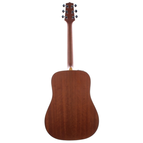 40 - Takamine G Series EGS-330S electro-acoustic guitar, made in Taiwan; Back and sides: Nato; Top: solid...