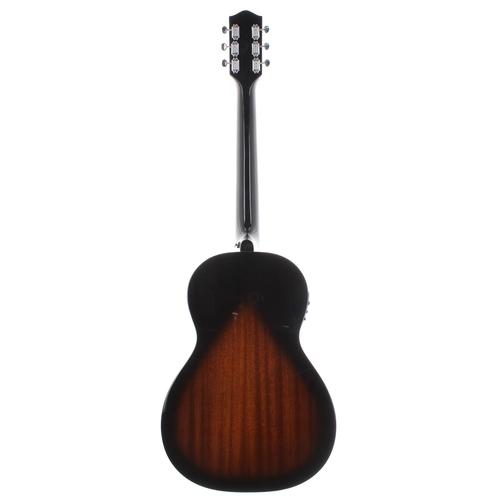 43 - 2016 Silvertone 604E/AVS electro-acoustic guitar, made in Indonesia, ser. no. SI16xxxxxx1; Finish: v...
