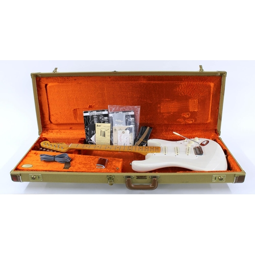5 - 2007 Fender American Vintage '57 reissue Stratocaster electric guitar, made in USA, ser. no. V1xxxx2...