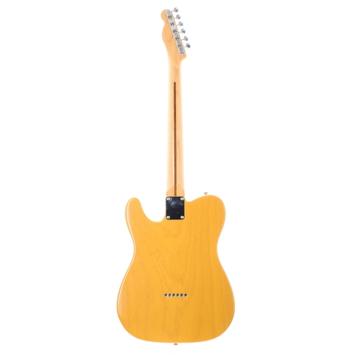 6 - 2002 Fender American Vintage '52 reissue Telecaster electric guitar, made in USA, ser. no. 4xxx0; Fi...