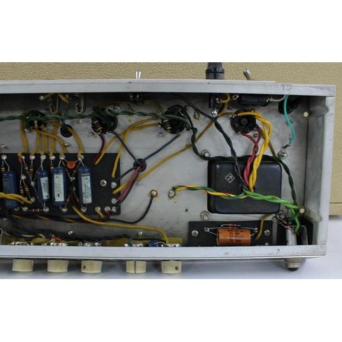 624 - 1962 Fender Tremolux-Amp guitar amplifier head and matching 2 x 12 speaker cabinet (USA voltage, re-...