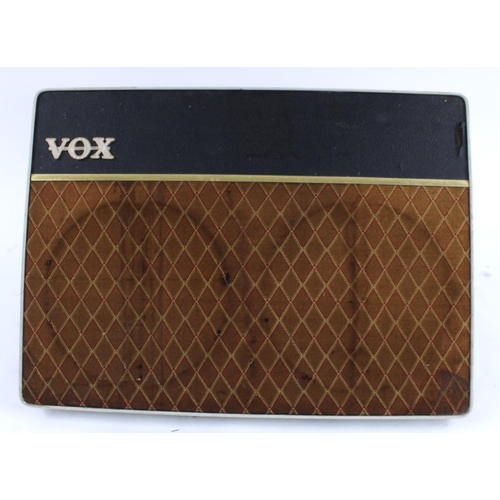 630 - Vox AC30 guitar amplifier for spares/repair, made in England, circa 1962, comprising original chassi...