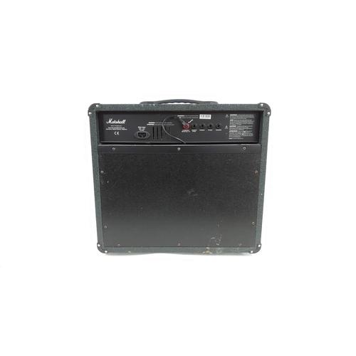 638 - 2002 Marshall Valvestate 2000 AVT50 guitar amplifier, with dust cover