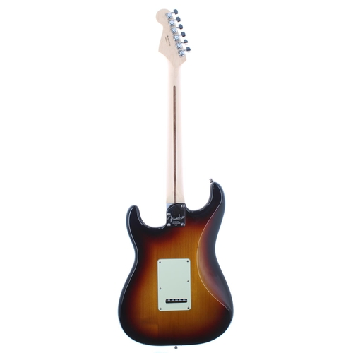 8 - 2009 Fender American Deluxe Stratocaster electric guitar, made in USA, ser. no. DZ9xxxxx4; Finish: t...