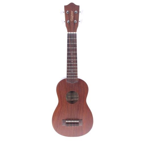 1222 - Tanglewood ukulele, model no. TU-4221, case