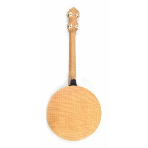1230 - Pilgrim by JHS Vintage ukulele banjo, soft bag