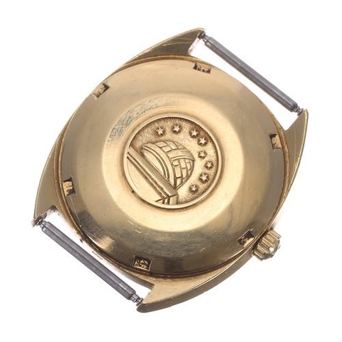 4 - Omega Constellation Chronometer 18ct automatic gentleman's wristwatch, ref. 1685009, circa 1968, ser...