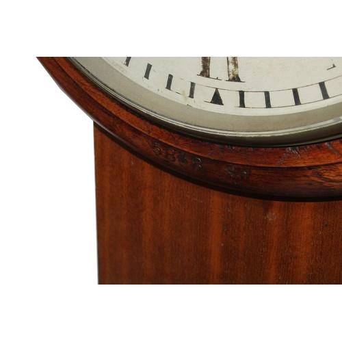 1029 - South Western Railway mahoganysingle fusee 14