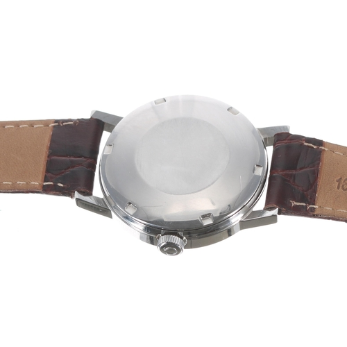 28 - Omega Genéve automatic stainless steel gentleman's wristwatch, ref. 1660098, serial no. 33399xxx, ci...