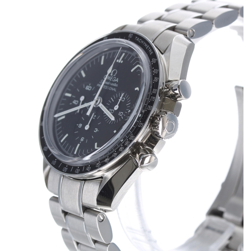 38 - Omega Speedmaster Professional Chronograph 'Moonwatch' stainless steel gentleman's wristwatch, ref. ...