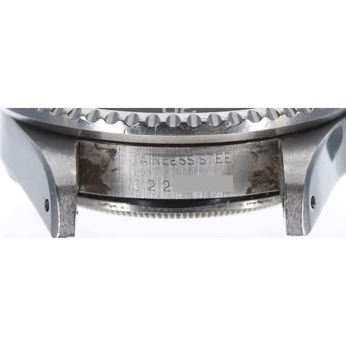 55 - Rolex Oyster Perpetual Date Sea-Dweller 'Great White' stainless steel gentleman's wristwatch, ref. 1...
