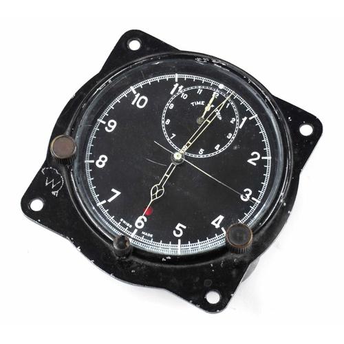 1454 - S. Smith & Sons cockpit clock, the 3