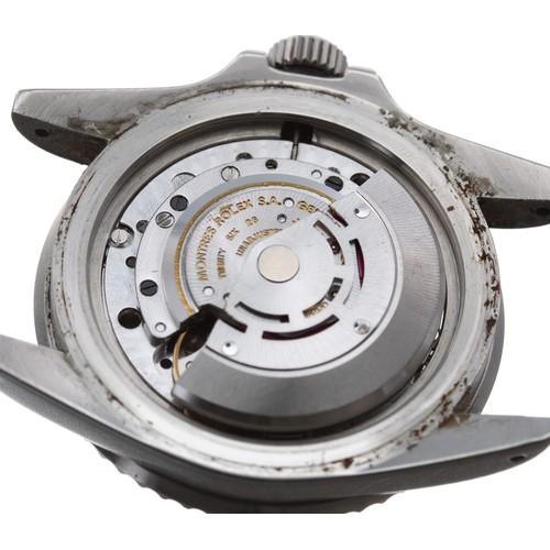 58 - Rolex Oyster Perpetual Submariner stainless steel gentleman's wristwatch, ref. 5513, serial no. 8141...