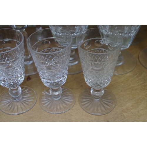 1088 - <strong>A mixed collection of drinking glasses.</strong>...