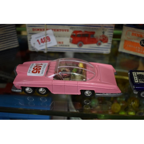 1495 - <strong>A Dinky Lady Penelope FAB1;</strong> together with a Corgi U.N.C.L.E Oldsmobile Super 88....