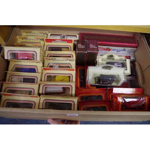 1602 - <strong>Thirty Lledo 'Days Gone' diecast vehicles,</strong> all boxed; together with seven simi...