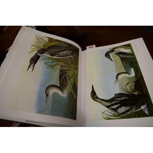 1660 - <strong>Books:</strong>'Audubon's Birds of America', Abbeville Press, baby elephant folio, in slipc...