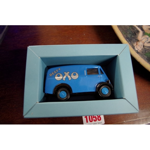 1069 - <strong>Twelve Corgi 'Golden Oldies' boxed vans and lorries.</strong>...