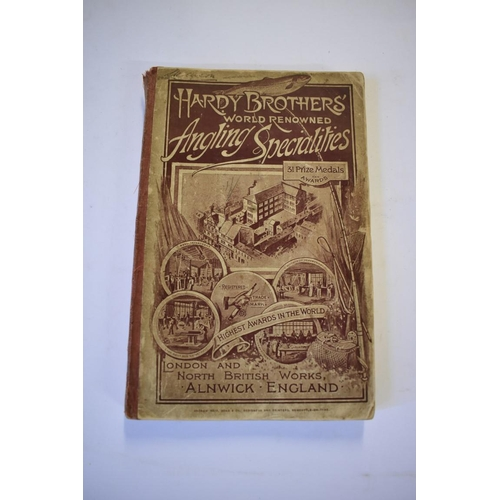 642 - <strong>HARDY BROTHERS CATALOGUE: </strong>'Hardy Brothers 'World Renowned Angling Specialities'...'...
