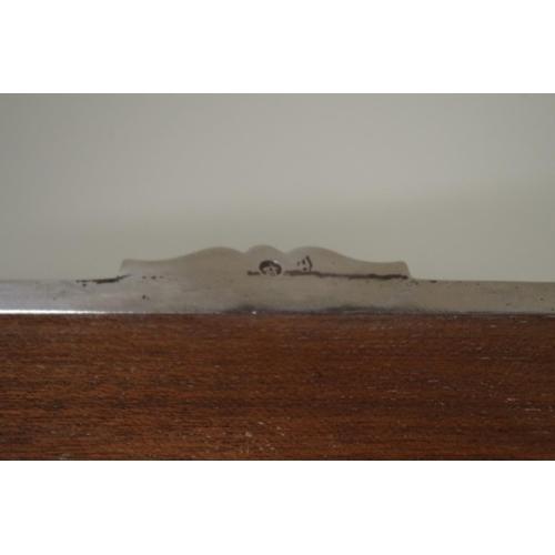 10 - <strong>A Spanish silver cigar box,</strong>&nbsp;16.5cm x 12.5cm....