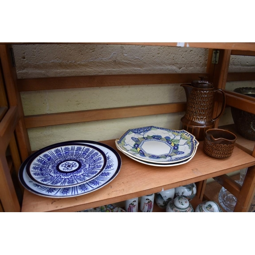 1139 - <strong>A mixed group of</strong> <strong>ceramics.</strong>...