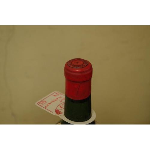 508 - <strong>A bottle of Chateau Haut-Marbuzet 1959,</strong> Saint Estephe....