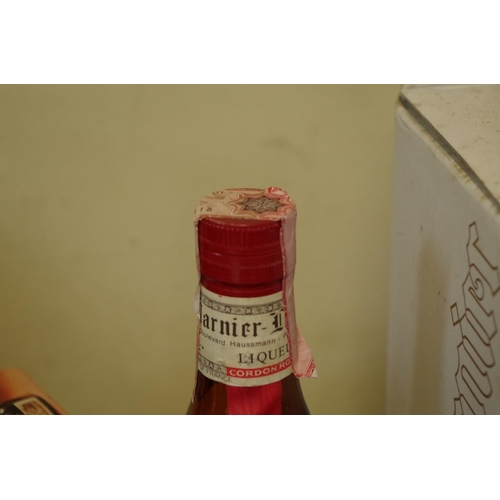 530 - <strong>Two 1 litre bottles of Grand Marnier liqueur,</strong> one in card box. (2)...