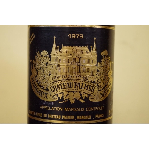 533 - <strong>A 75cl bottle of Chateau Palmer Margaux 1979.</strong>...