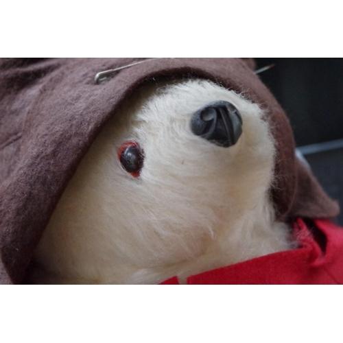 1291 - <strong>A Paddington bear teddy, </strong>by Gabrielle Designs....
