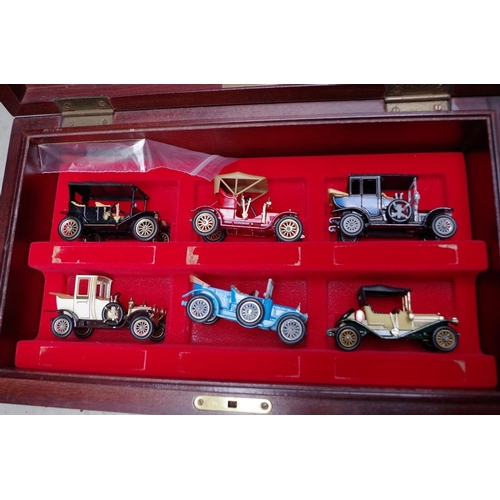 1338 - <strong>Two Matchbox 'Connoisseurs' collection' boxed sets.</strong>...