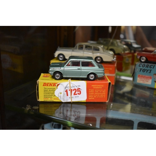 1725 - <strong>A Dinky 138 Hillman Imp Saloon,</strong>boxed....