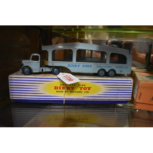 1730 - <strong>A Dinky 582 Pullmore Car Transporter,</strong> boxed....