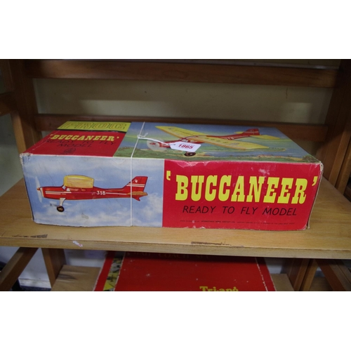 1865 - <strong>A Frog Buccaneer model,</strong> boxed....