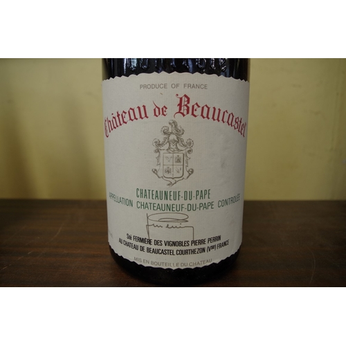 503 - <strong>A 150cl magnum bottle of Chateauneuf du Pape 1993,</strong> Chateau de Beaucastel....