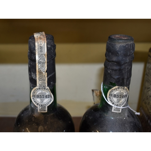 525a - <strong>Two 75cl bottles of Croft 1970 vintage port.</strong>(2)...