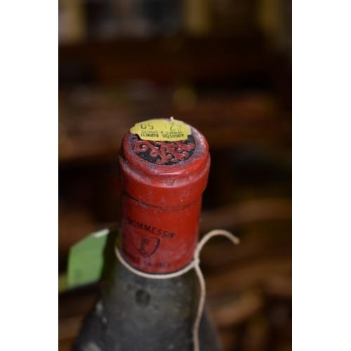 515 - <strong>A bottle of Clos de Tart 1966,</strong> Mommessin....