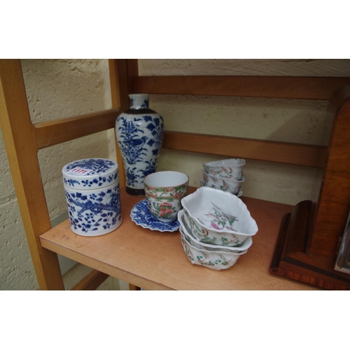 1171 - <strong>A small quantity of Chinese porcelain.</strong>...