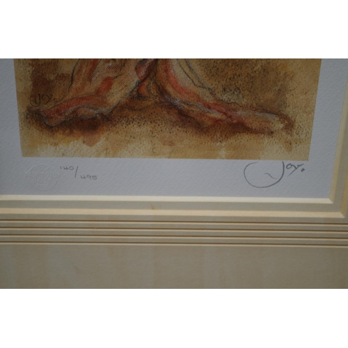 1178 - <strong>Joy Kirton Smith,</strong> 'Repose III', signed and numbered in pencil, lithograph, I.25 x 1...