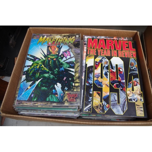 1330 - <strong>A collection of Marvel comics.</strong>...